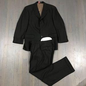 Quails Dark Green Blazer Sports Jacket Suit Pants